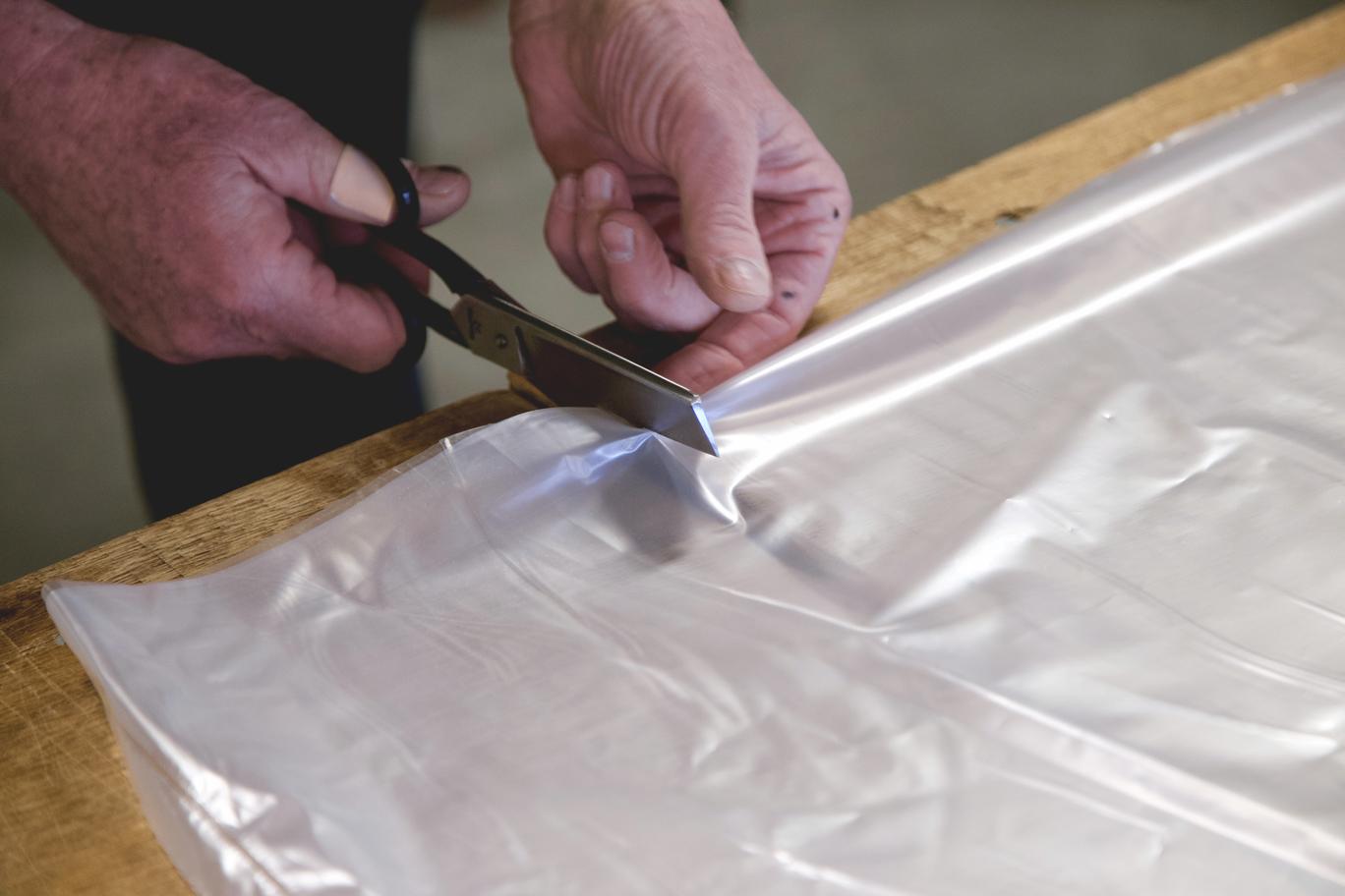 maatwerk plastic zakken