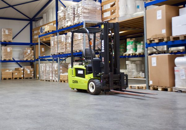 verpakkingen voor de industriële sector