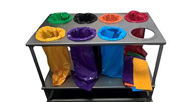 zakken voor sorteermachine